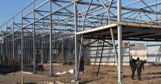 Строительство из сэндвич панелей Пермь цена от 12576 руб.м2