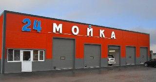 Автомойки из сэндвич панелей Пермь цена от 272480 руб.
