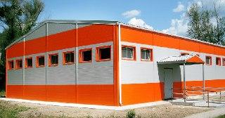 Здания из сэндвич панелей Пермь цена от 128904 руб.
